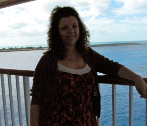 February 2012 in Bahamas, weight approx. 140 lbs