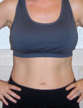 """After"" Abs challenge August 2013"