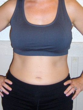 """Before"" Abs Challenge July 2013"